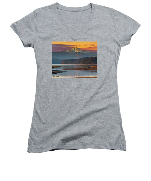 The Brothers From Hood Canal Women's V-Neck