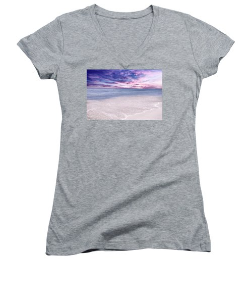 The Calm Before The Storm Women's V-Neck