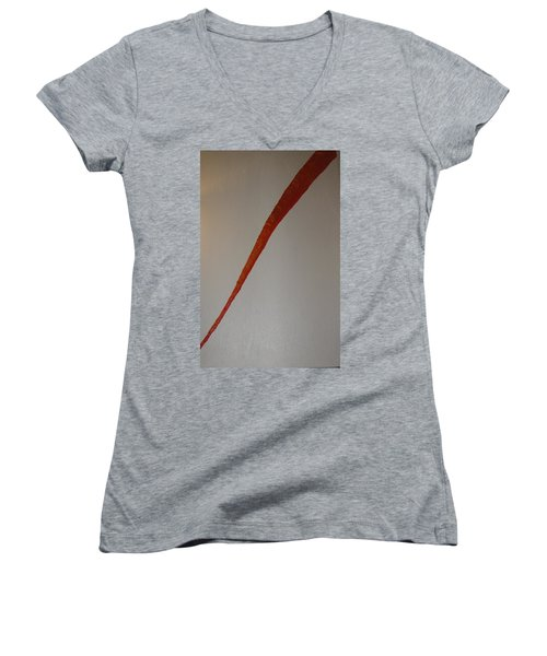 The Carrot Women's V-Neck T-Shirt