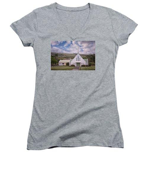 The Church Women's V-Neck T-Shirt