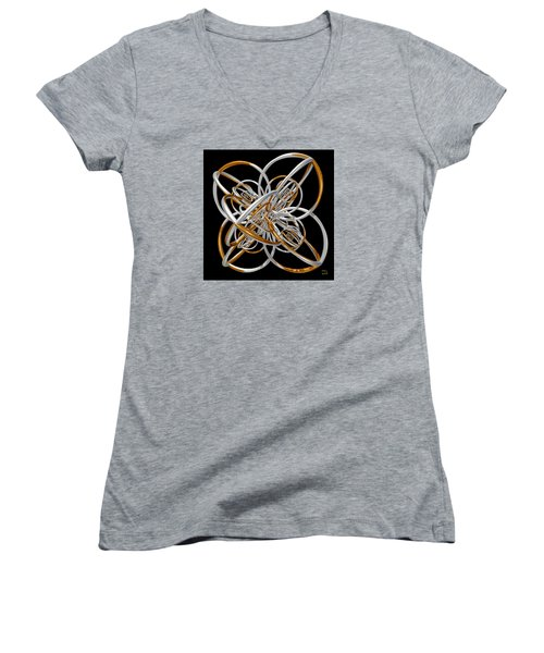The Classical Model Women's V-Neck (Athletic Fit)