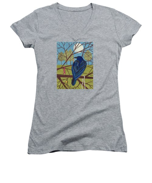 The Collector Women's V-Neck (Athletic Fit)
