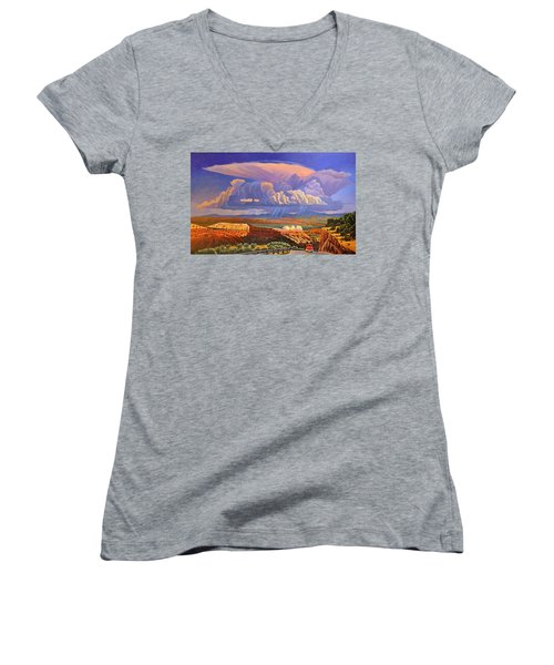 The Commute Women's V-Neck T-Shirt