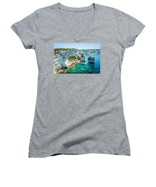 The Erosion Women's V-Neck