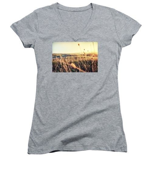 The Fertile Soil Women's V-Neck