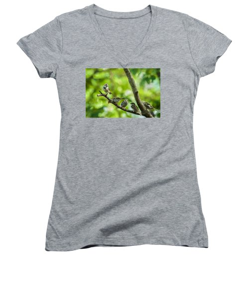 The Gossip Branch Women's V-Neck