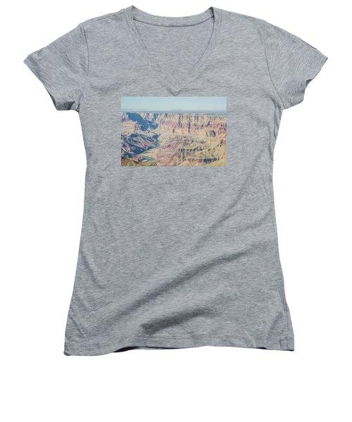 The Grand Canyon Women's V-Neck