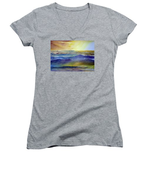 The Great Sea Women's V-Neck