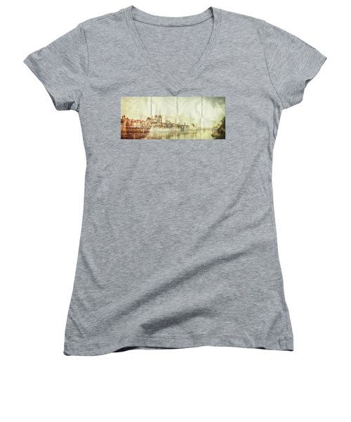 The Imprint Women's V-Neck