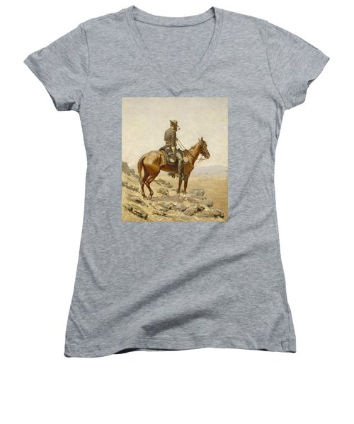 The Lookout Women's V-Neck