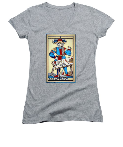 The Magician Women's V-Neck