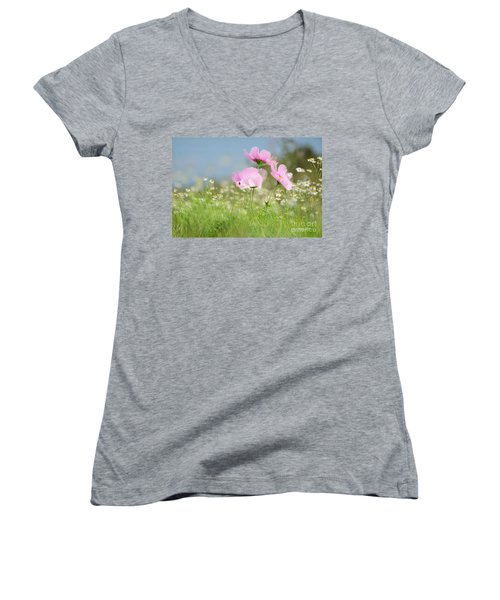 The Meadow Women's V-Neck