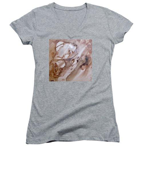 The Meeting Women's V-Neck T-Shirt