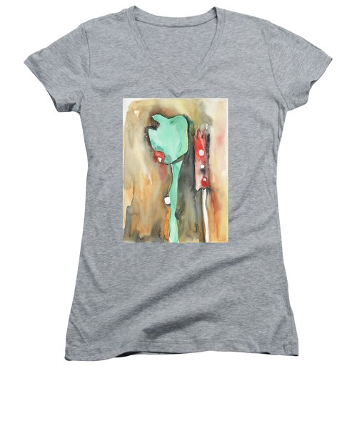 The New Neighbors Women's V-Neck T-Shirt
