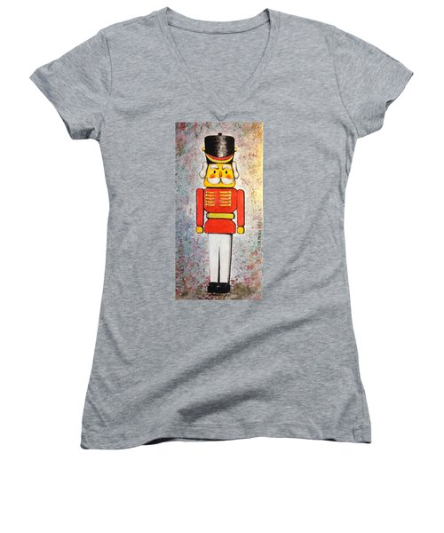 The Nutcracker Women's V-Neck T-Shirt