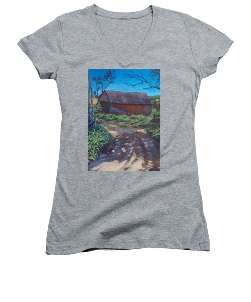 The Old Homestead Women's V-Neck