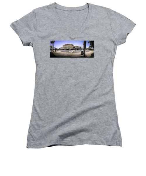 The Old Myrtle Beach Pavilion Women's V-Neck
