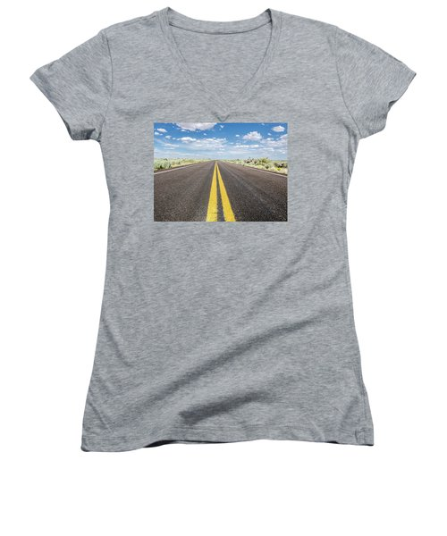 The Open Road Women's V-Neck