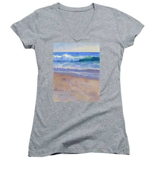The Healing Pacific Women's V-Neck