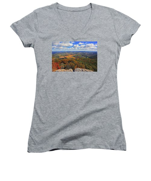The Pinnacle On Pa At Women's V-Neck