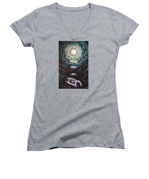 The Planting Women's V-Neck T-Shirt