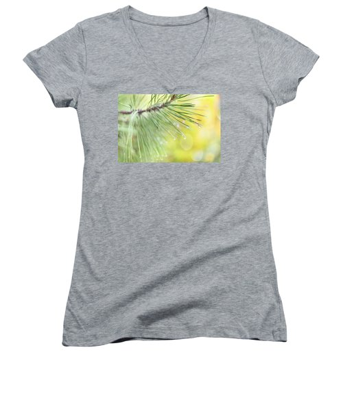 The Rain The Park And Other Things Women's V-Neck
