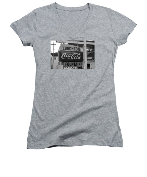 The Real Thing Women's V-Neck