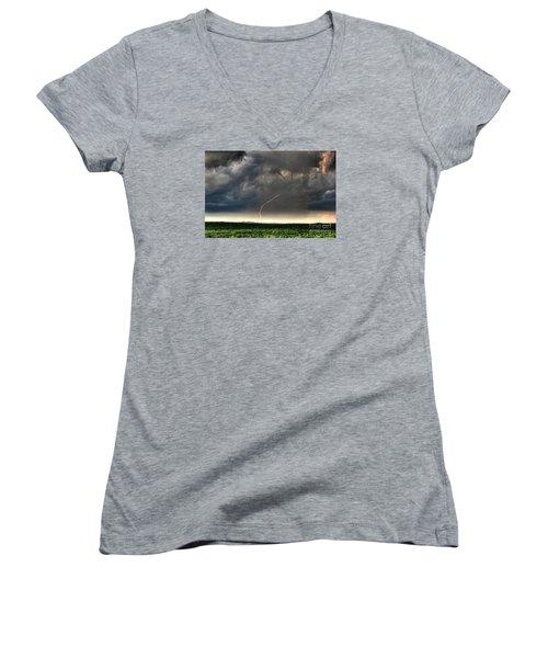 The Rope Women's V-Neck T-Shirt
