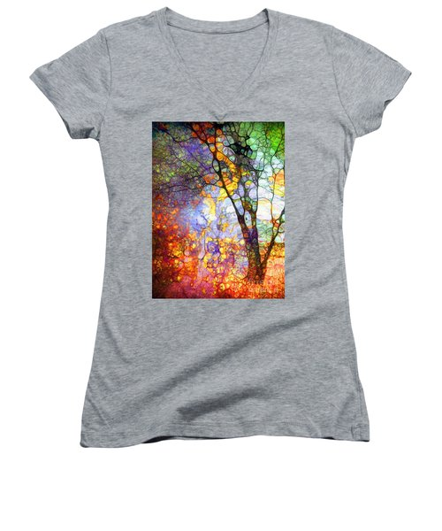 The Simple Tree Women's V-Neck