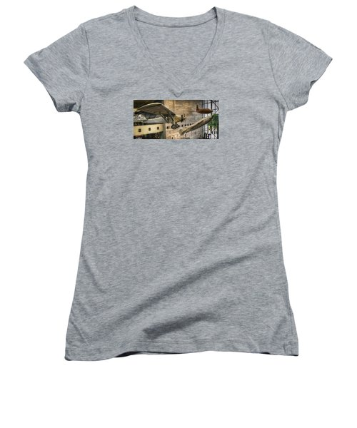 The Spirit Of Flight Women's V-Neck