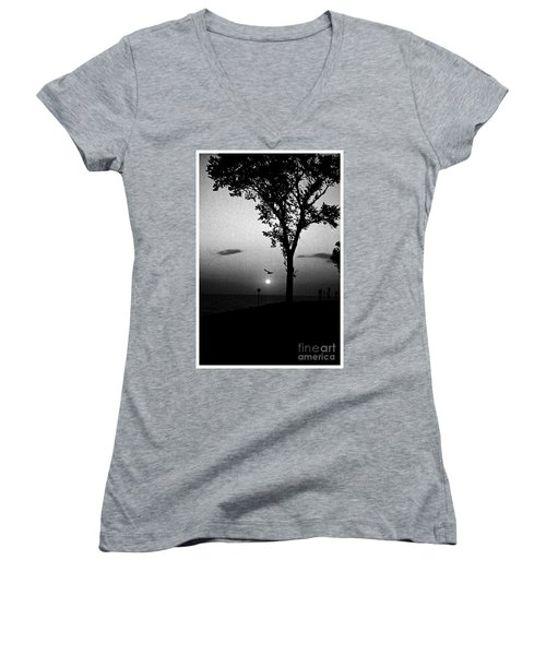 The Spirit Of Life Women's V-Neck