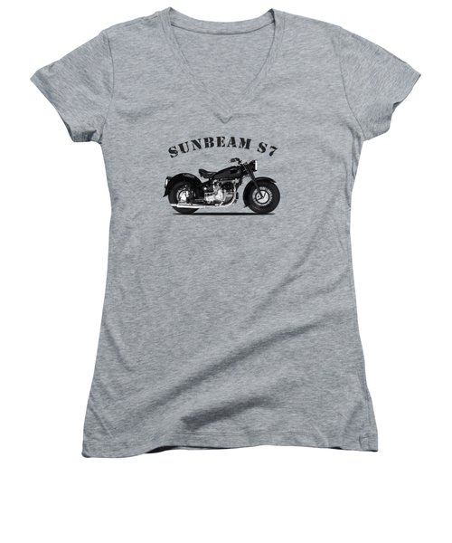 The Sunbeam S7 Women's V-Neck (Athletic Fit)