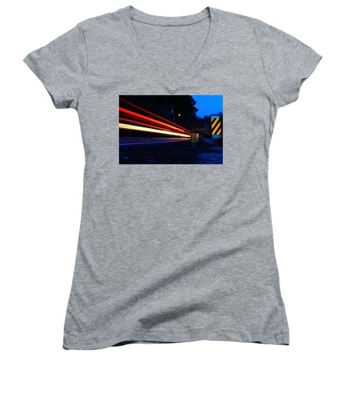 The Trail To... Women's V-Neck