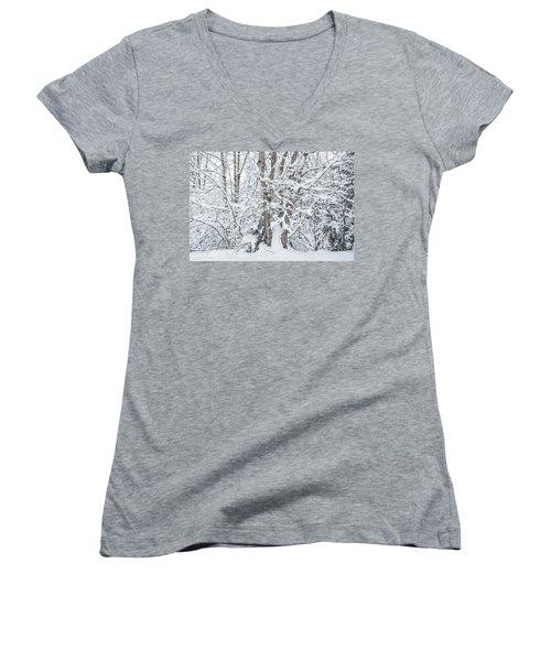 The Tree- Women's V-Neck
