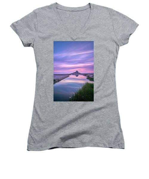 The True Colors Of The World Women's V-Neck