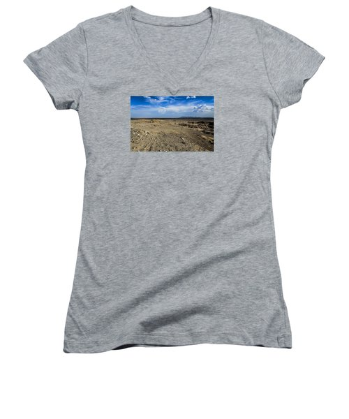 The Vastness Women's V-Neck