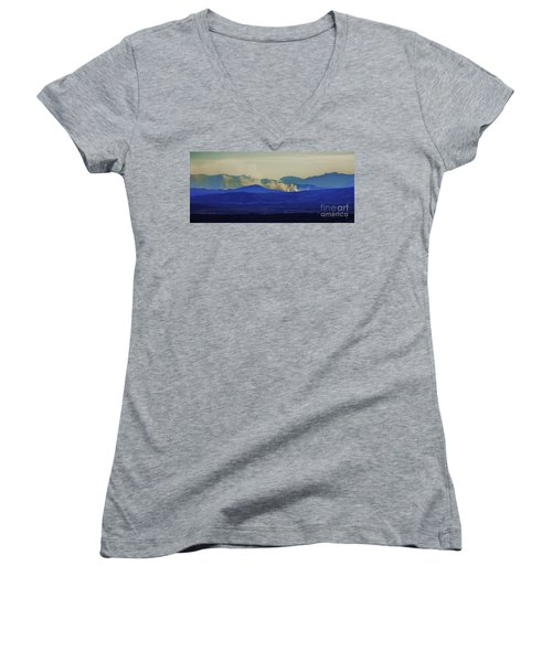 The View From The Top Women's V-Neck