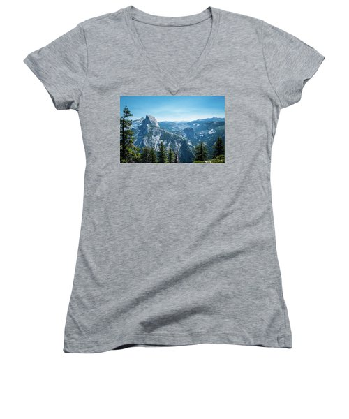 The View- Women's V-Neck