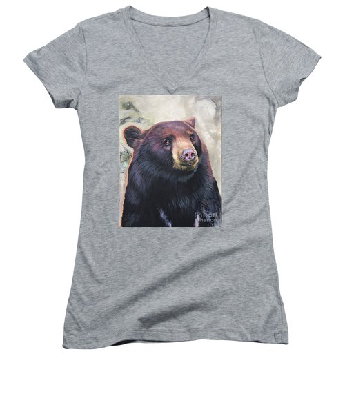 The Virtue Of Grace Women's V-Neck T-Shirt