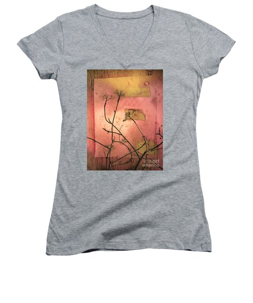The Weeds Women's V-Neck