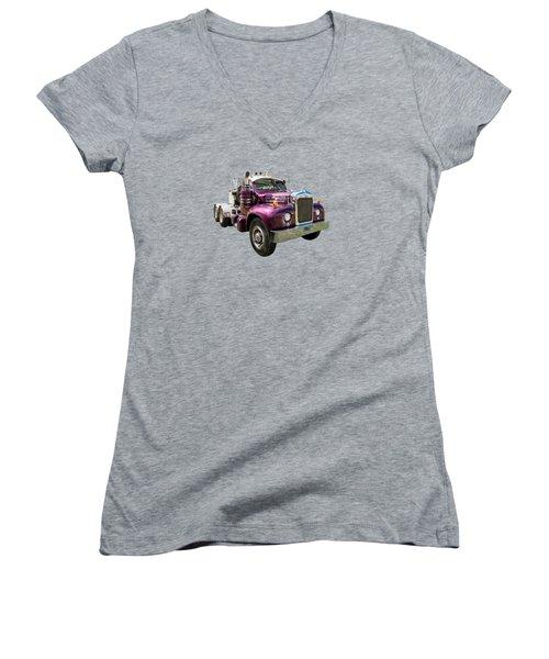 Thermo Dyne Women's V-Neck T-Shirt