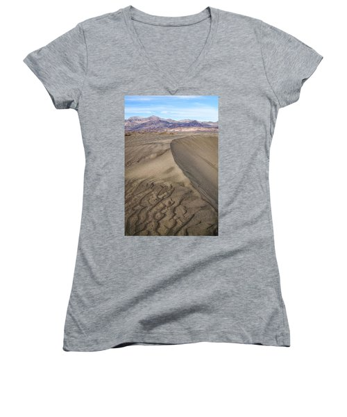 These Lines Women's V-Neck
