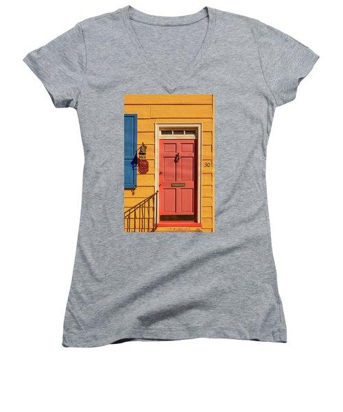 Thirty Women's V-Neck T-Shirt