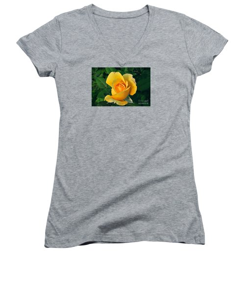 This Bud's For You Women's V-Neck T-Shirt (Junior Cut)