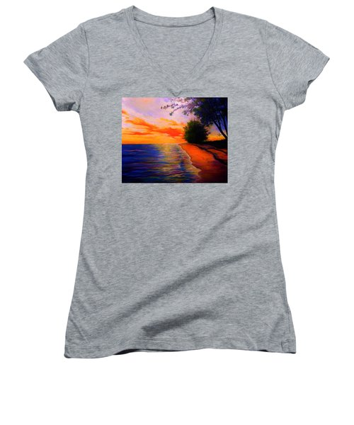 This Is Living Women's V-Neck T-Shirt