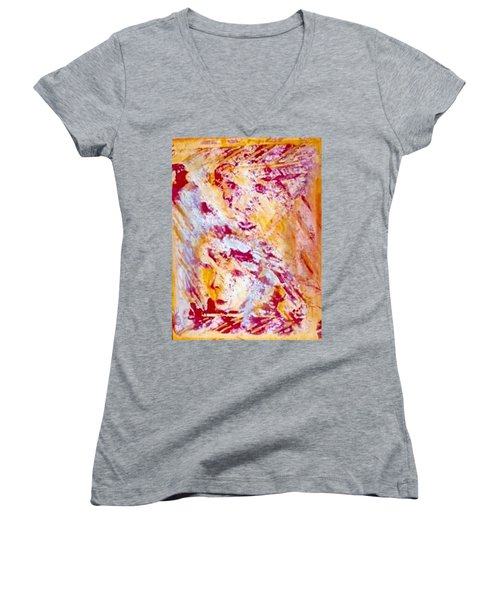Till We Have Faces Women's V-Neck (Athletic Fit)