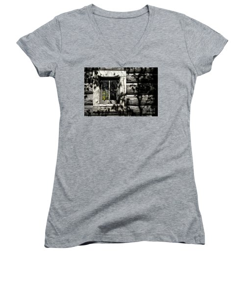 Timber Hand-crafted Women's V-Neck