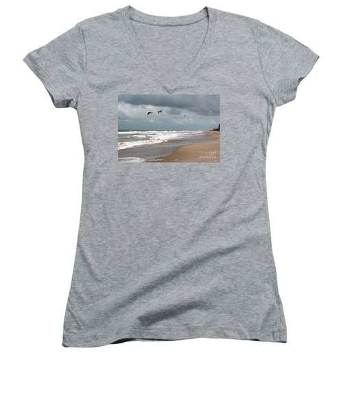 Timeless Women's V-Neck T-Shirt