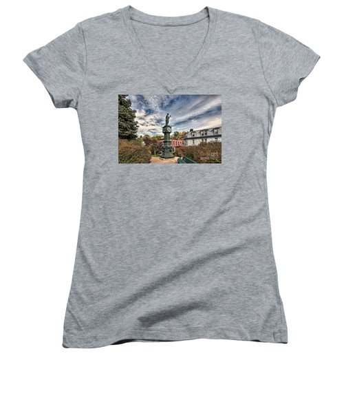To The Colonel Women's V-Neck