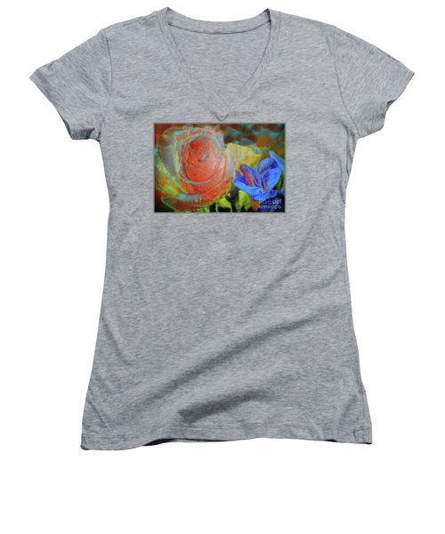 Together Women's V-Neck